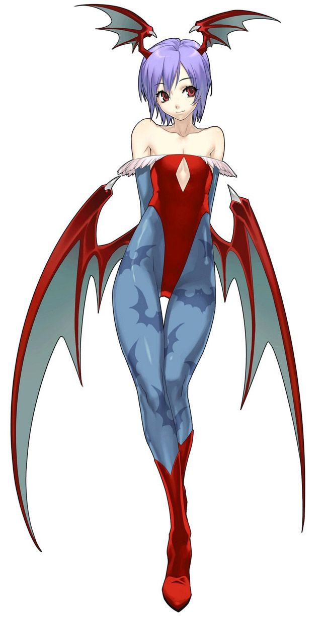 Lilith - Characters & Art - Cross Edge ✤ || CHARACTER DESIGN REFERENCES | キャラクターデザイン | çizgi film • Find more at https://www.facebook.com/CharacterDesignReferences & http://www.pinterest.com/characterdesigh if you're looking for: bande dessinée, dessin animé #animation #banda #desenhada #toons #manga #BD #historieta #sketch #how #to #draw #strip #fumetto #settei #fumetti #manhwa #cartoni #animati #comics #cartoon || ✤