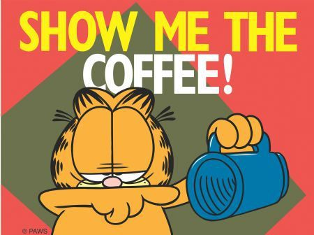 garfield+quotes | The Art and Science of Staying Awake and Going to Sleep When You Have ...