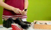 Pulizia scarpe: il video tutorial