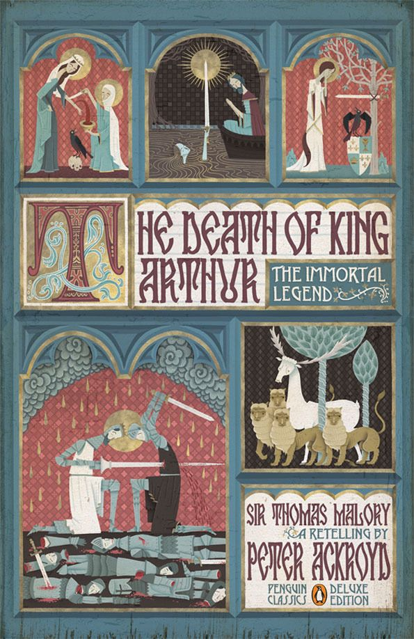 Stuart Kolakovic: The Death of King Arthur