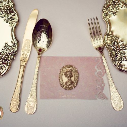 Antique Delicacy- a truly romanticcollection with antique and noble…