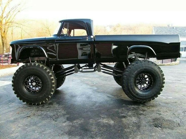 Nice old Dodge truck