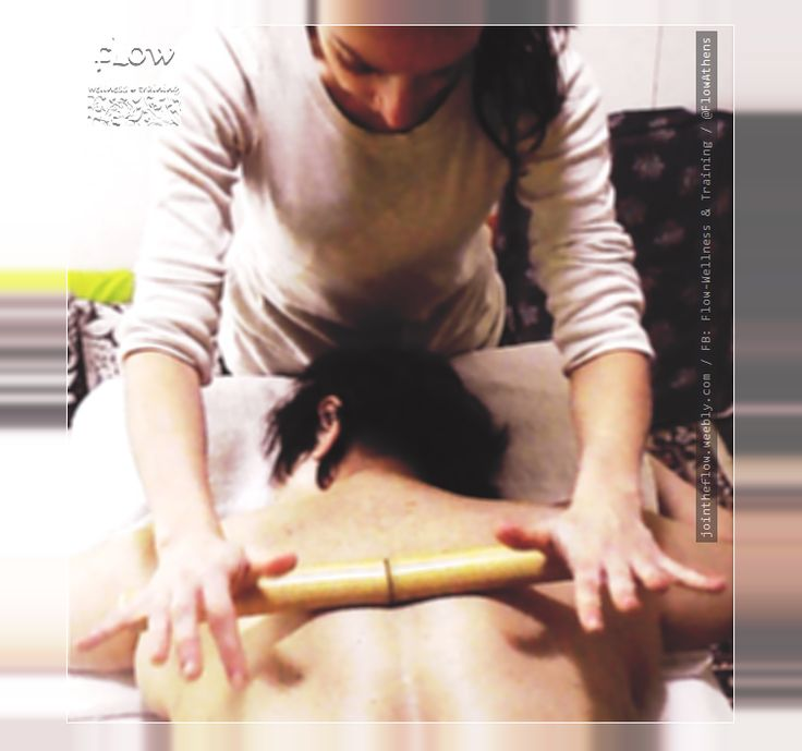 Bamboo massage can save your hands + allows you to work deeper.  Learn more: http://jointheflow.weebly.com/  #MassageTherapy