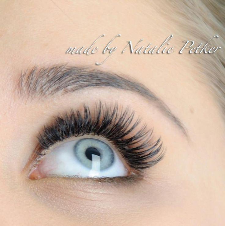 Beautiful eyes with Eyelashes