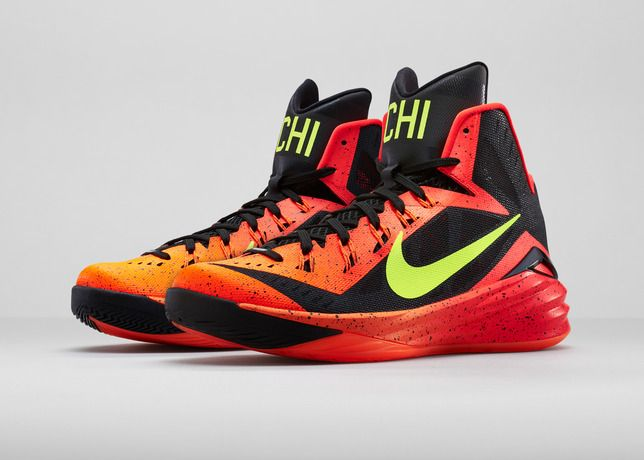 NIKE, Inc. - Nike Hyperdunk 2014 City Pack Takes the Court at World  Basketball