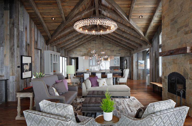 Klasyczny salon w domu - zobacz jak wygląda i zacznij go planować już dziś! Urządź salon w domu idealny dla Ciebie!