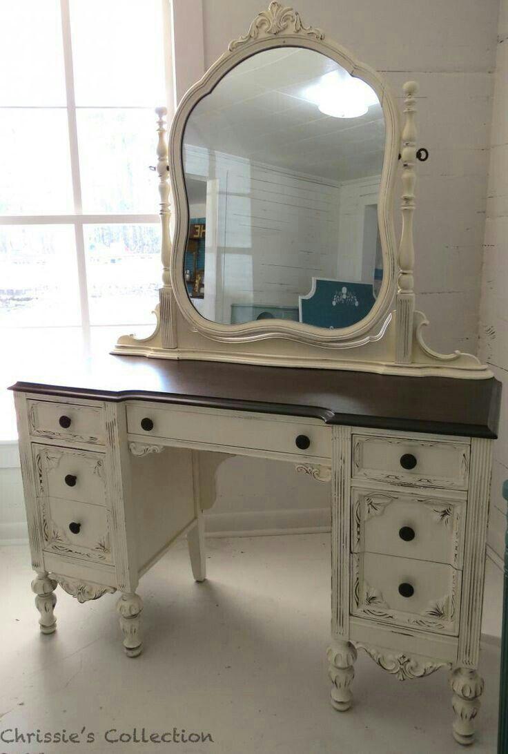 12 best vanity images on pinterest diy antique furniture and colors vanities dressing tables makeup vanities vanity geotapseo Choice Image