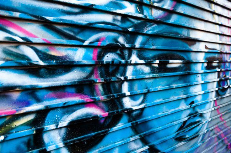 Travel, London, UK, graffiti, Shoreditch