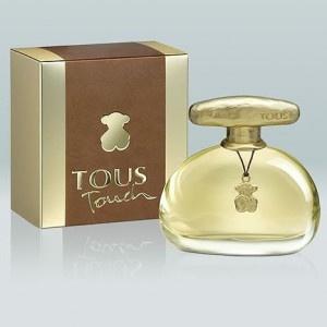 Me encanta la fragancia TOUS Touch