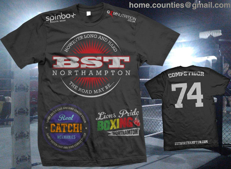 bst walk out tee mock up