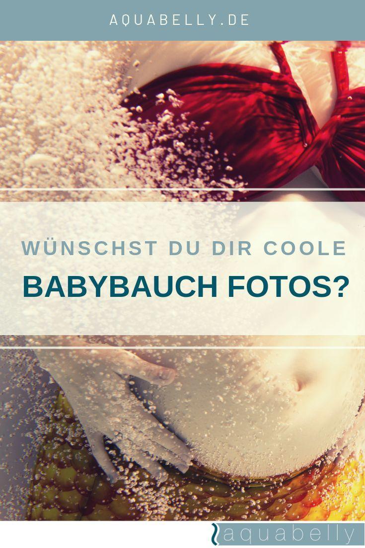 Auf der Suche nach coolen Babybauch Fotos? Was hälst du von einem   Schwangersc…