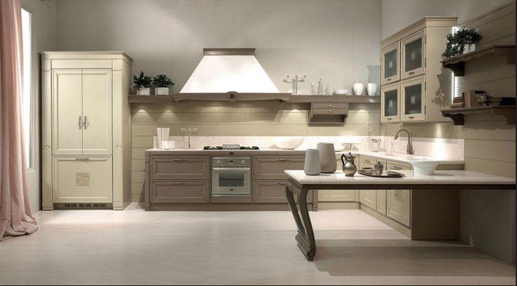 Cucina stile provenzale: l'azienda Arcari presenta le sue