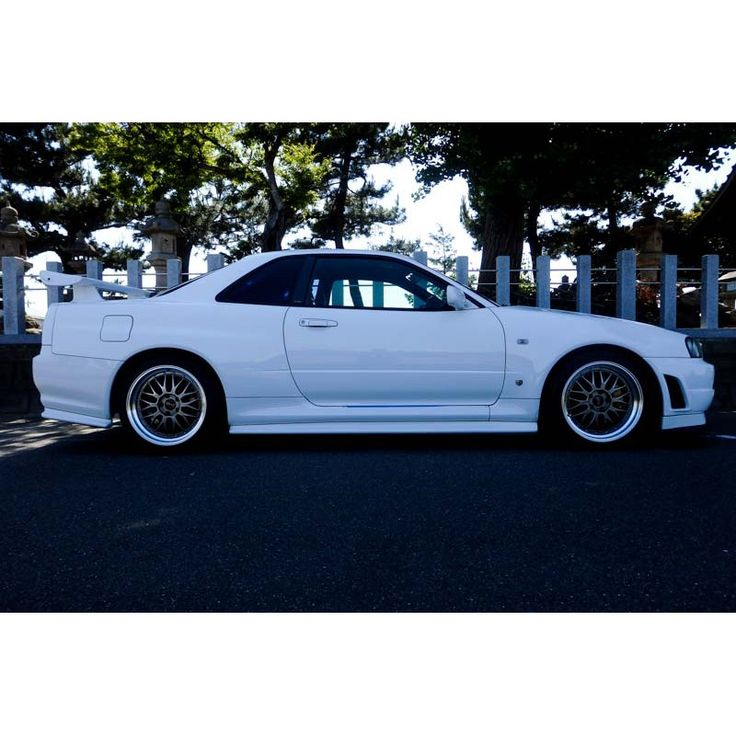 Nissan Skyline GTR R34 for sale in Japan at JDM EXPO