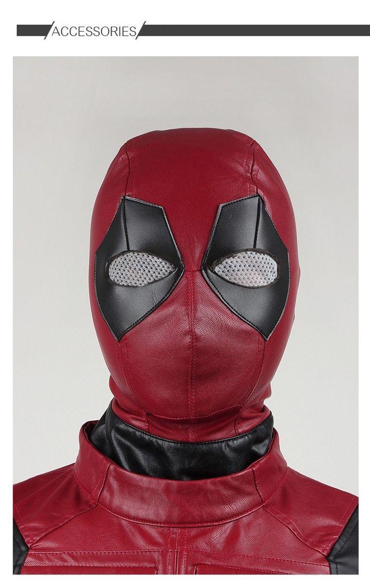 купить маску deadpool ua