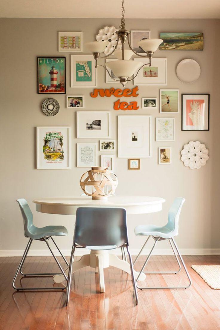 Décoration murale cuisine couleur, Art wall
