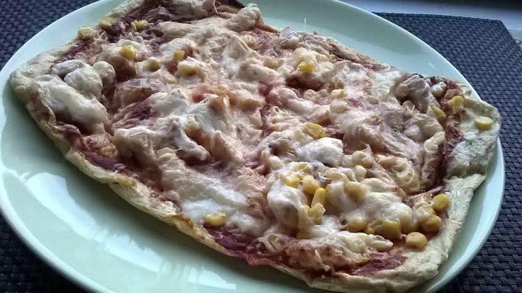 2 személyes Pizza Party, na és persze diétásan! | Peak girl