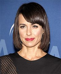 Constance Zimmer Hairstyle - Formal Medium Straight