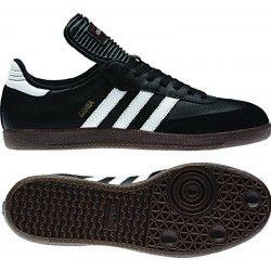 Adidas Samba Classic Mens Soccer Shoe 034563 Black-White