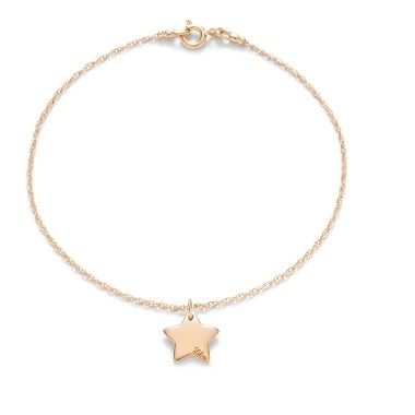 Mini star by Lilou 24£ #lilou #star #lessthan25 #bracelet #christmas #present #jewellery