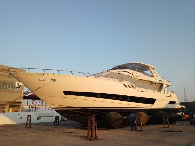 Heysea launches first yacht 29m/96ft Asteria yacht