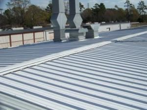 Beautiful Commercial Metal Roofing