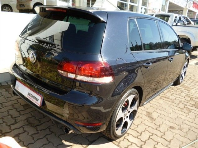 Get this Mesmerizing 2011 #Volkswagen #Golf 6 GTi 2.0 TSi DSG. This Hatchback is Black in colour and comes with a Mighty Fast 2.0 Petrol Engine. It is available in a Manual/Automatic DSG Transmission and has a Mileage of 53 800Kms. Priced for an Incredible Reduced Deal at R279 990. Wonderful Extra's: ABS / Air Conditioner / Alarm / MP3 Player Radio/CD +More. Contact Keith Rabilal on 082 323 1303 / 031 737 1500 or Email keithr@smg.co.za. Like Us…