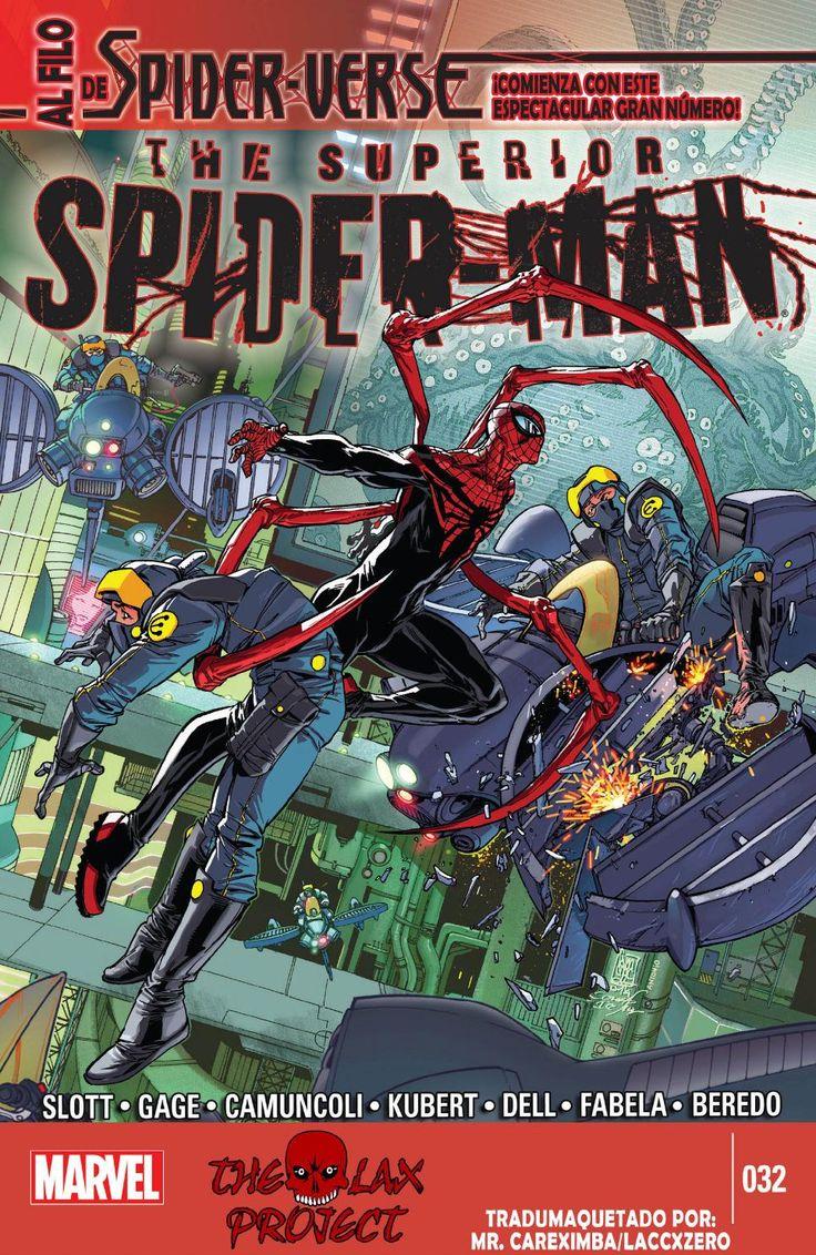 comics online : The Superior Spider-man #32 (Español)
