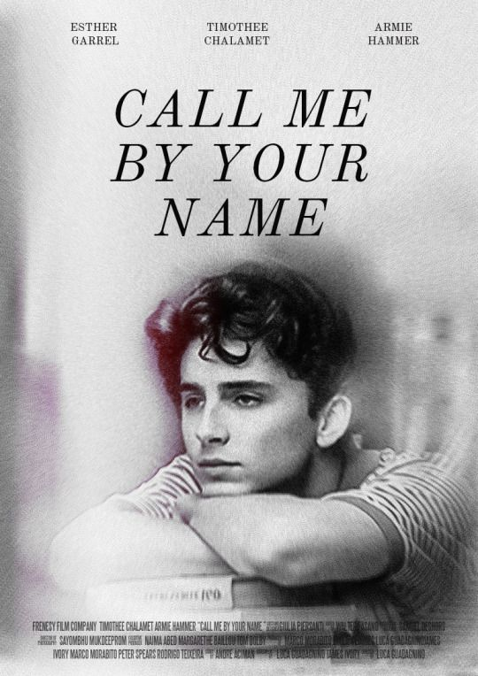 Film Call Me By Your Name