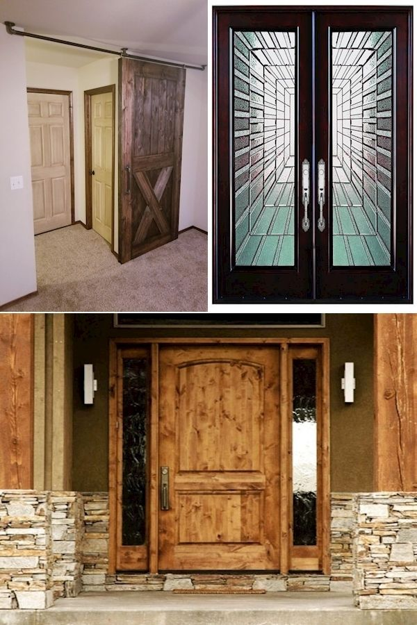 Wooden Front Doors With Glass White Glass Panel Interior Doors Cost Of Internal Doors In 2020 With Images Wood Doors Interior Door Cost Doors Interior