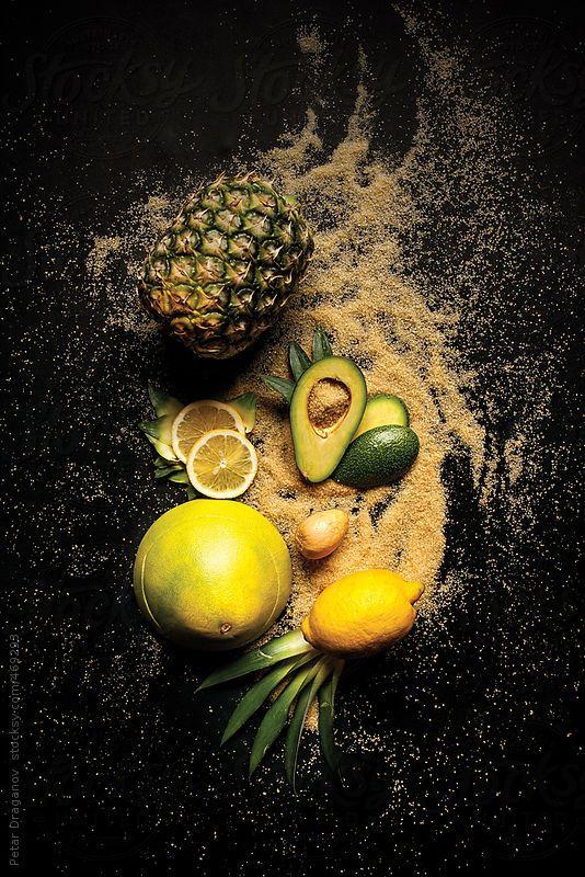 Tropical food by MEMStudio | Stocksy United