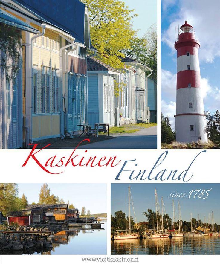 Kaskisissa asuu monipuolinen taiteilijayhteisö.Monet käsityöläiset ja taiteilijat pitävät galleriaa ja myymälää oman kotinsa yhteydessä. http://www.visitkaskinen.fi/nae-ja-koe/item/25-handmades