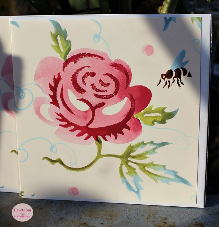 Emma Bridgewater - Havets Sus - Rose & bee