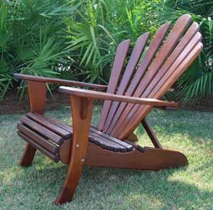 Love these...Pawpaw Danzey used to sit in one of these and read the paper out in the front yard.