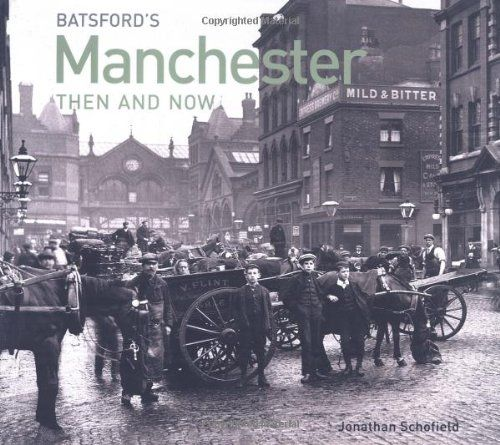 Manchester (Then and Now) by Jonathan Schofield https://www.amazon.co.uk