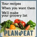 An online meal planning tool that does everything but cook the meals for you...