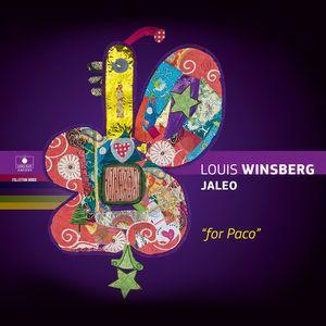 "LOUIS WINSBERG JALEO: "" for paco "" ( label bleu / l'autre distribution ) personnel: louis winsberg (g,oud, mand, saz, bouzouki, spakr, b, perc), jean-christophe maillard (saz bass, voc, g), jorge pardo (fl), alfio origlio (p), stephane edouard (perc)  http://www.qobuz.com/fr-fr/album/for-paco-louis-winsberg-jaleo/3521383439036"