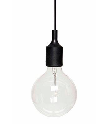Big light bulb pendant