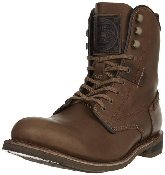 Ботинки мужские кожа