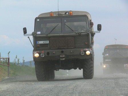 Tatra 813   Staré náklaďáky