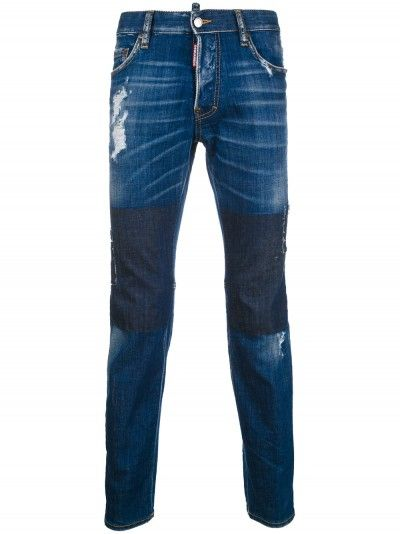 ddc7a36c Dsquared2 City Biker jeans Men is available in Dsquared Sale and Dsquared  Outlet online store including dsquared2 sale,dsquared2 jeans sale.