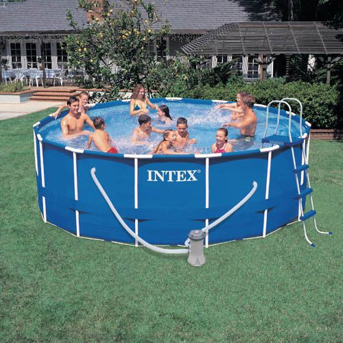 Best 25 above ground pool cost ideas on pinterest deck - Above ground swimming pool removal ...
