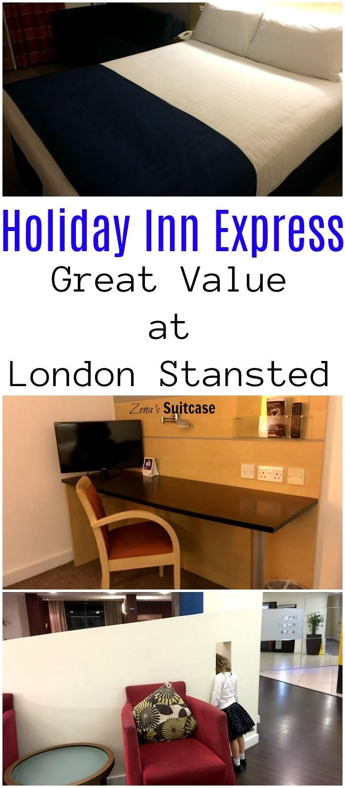 London Stansted Hotel - Holiday Inn Express review: We stayed with Holiday Inn Express at London Stansted Airport before and after taking a trip from the airport. We stayed at the hotel with children and parked the car during our stay and while we were away. This review covers our experience and some helpful information about staying at the hotel