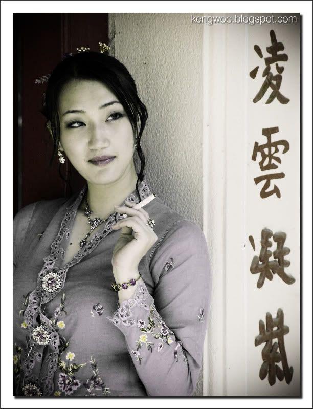Keng Cheah's Photography: Nyonya Lady