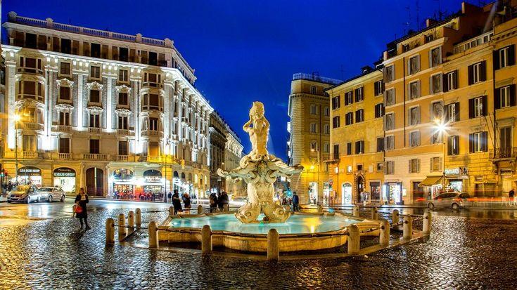 Quel est le Meilleur Hôtel à Rome? Top 5 des Hôtels à Rome