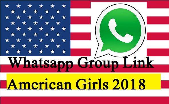 Join Latest Usa American Girls Whatsapp Group Link List Whatsapp Group Girls Phone Numbers Girls Group Names