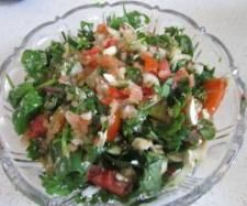 High Fibre Spinach Salad | Official Thermomix Recipe Community
