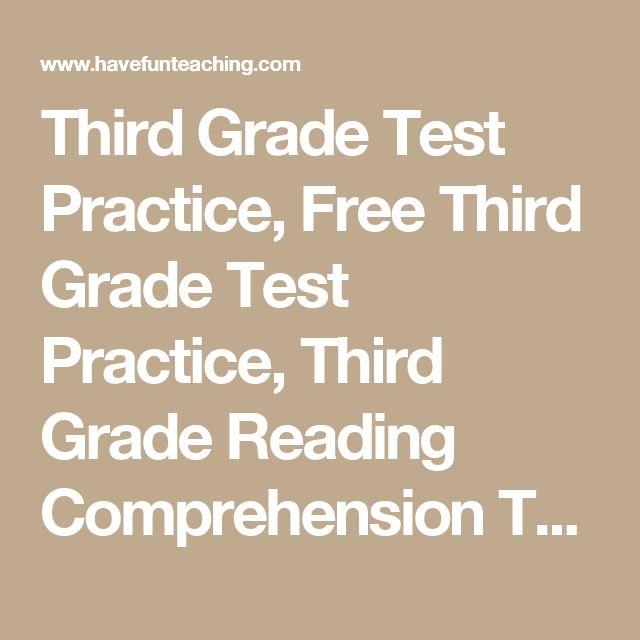 13 Best Test Practice Images On Pinterest