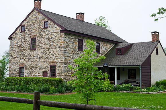 Pennsylvania Dutch Country Cobblestone Houses Favorite