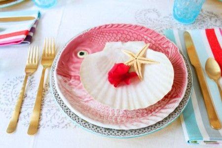 Τραπέζι απόλυτα καλοκαιρινό | Small Things