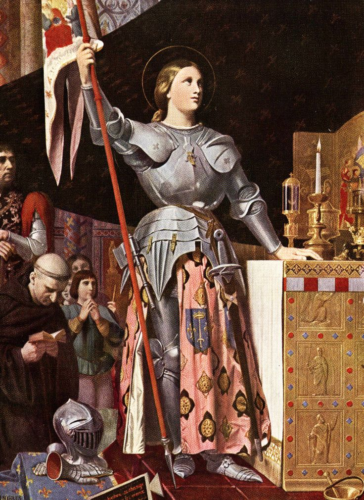 The life and impact of joan of arc